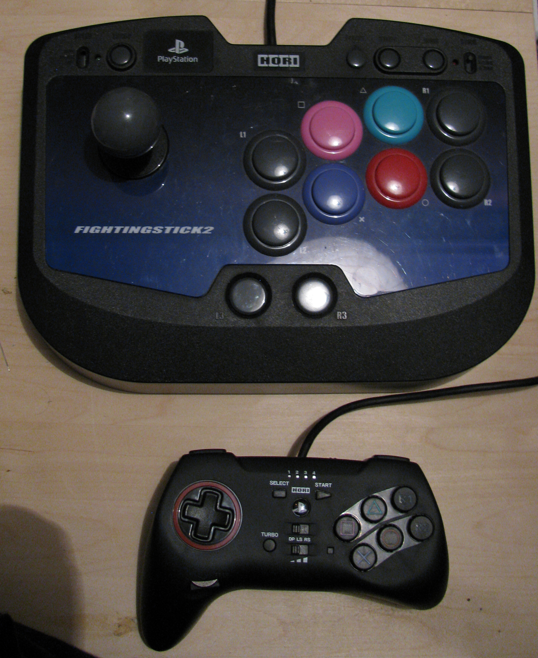 Review: Hori Fighting Commander 3 PRO PlayStation 3