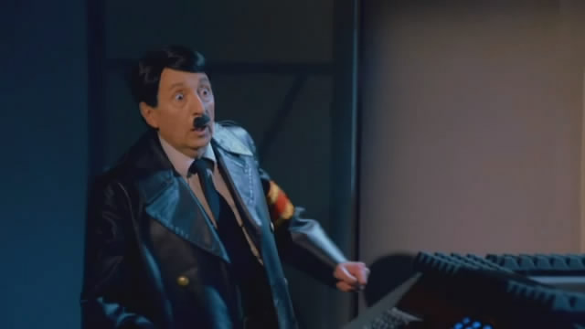 Even Hitler is shocked by this
