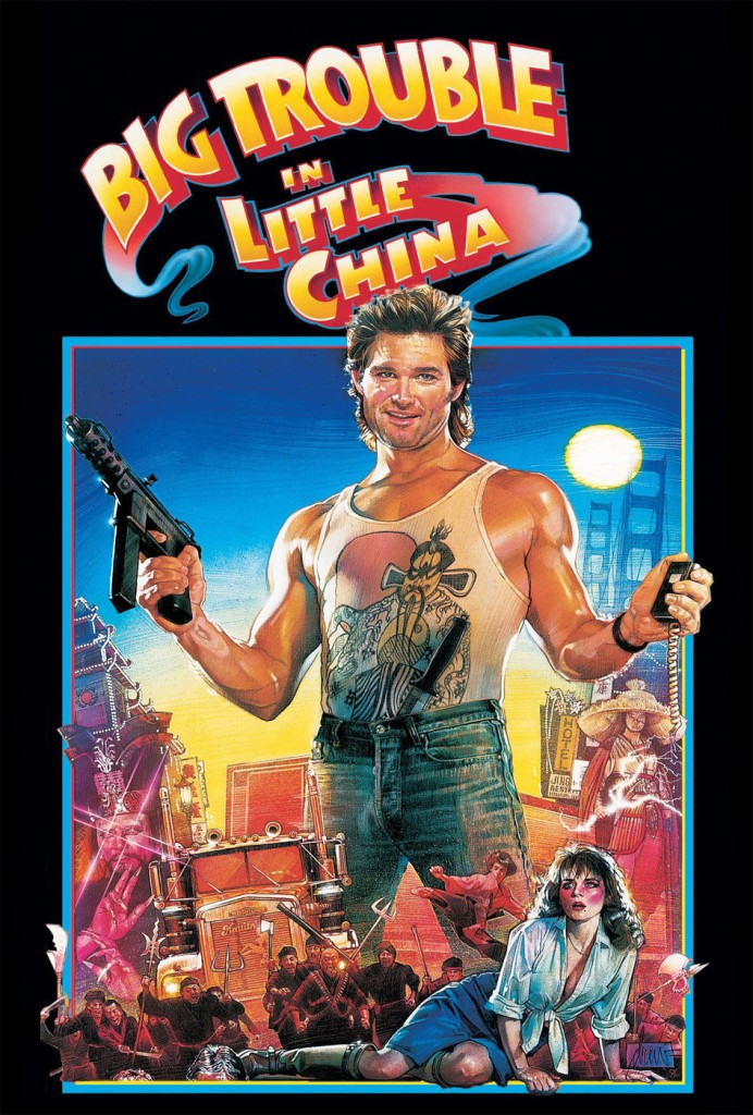 Y'know, by changing few things here and there, this movie could be a sequel to he Adventures of Buckaroo Banzai Across the 8th Dimension. I wonder why....