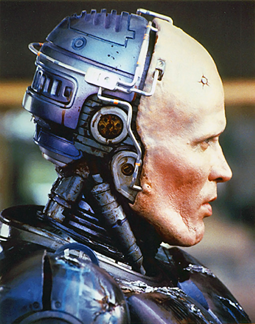how to make a robocop suit
