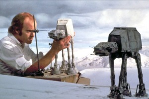 Walkers are most well known machines in Star Wars overall