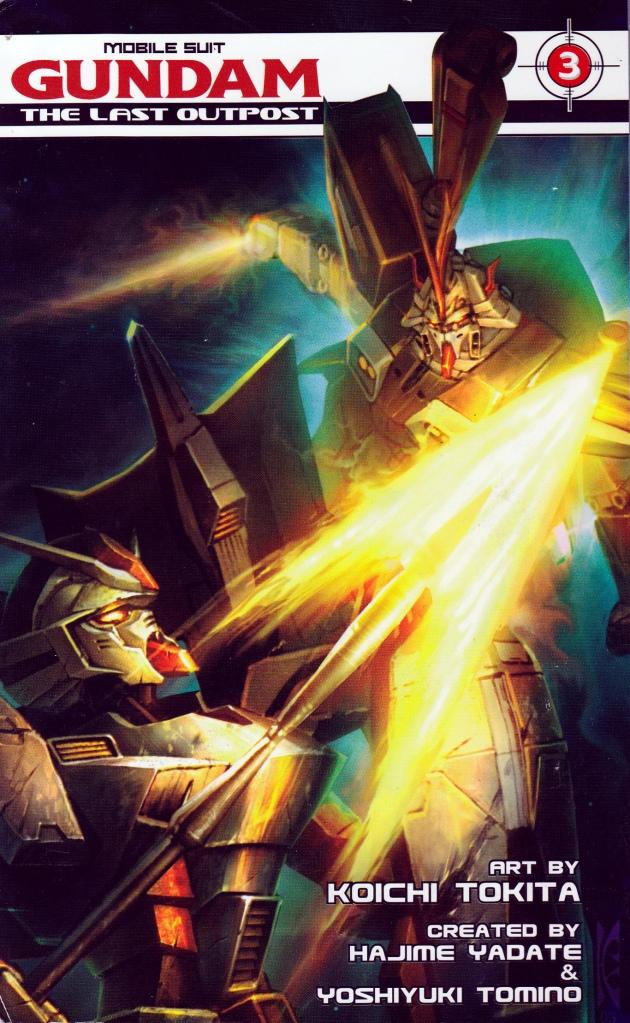 Gundam VS Gundam in Gundam W