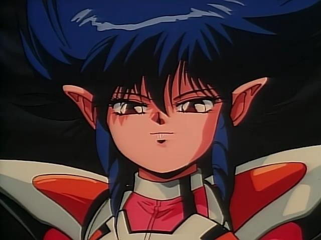 Iczer-3 even commments YOU LOOK JUST LIKE ME