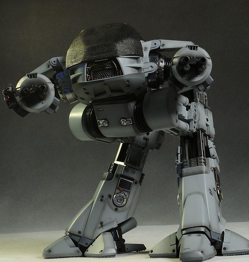 I should probably write a whole entry on ED-209.