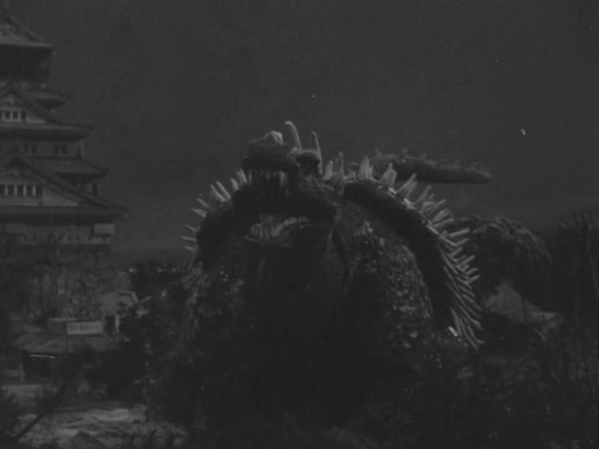Compared to Godzilla, Anguirus' design is bland