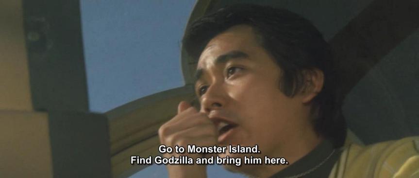 Godzilla doesn't even matter
