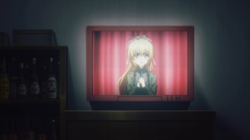 Wait, is that a widescreen, full colour depth with a flat screen? Schwarzesmarken confirmed completely unbelievable and confirmed terrible
