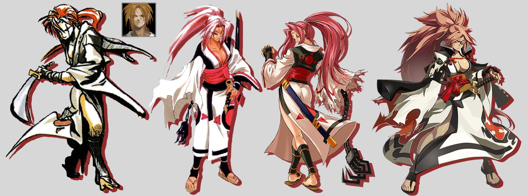 [Top 5] - Apelões dos Games de Luta Baiken-set__