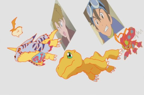 Agumon Movie 2