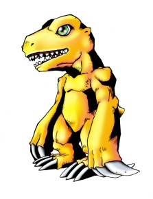 Agumon (Re:Digitize)