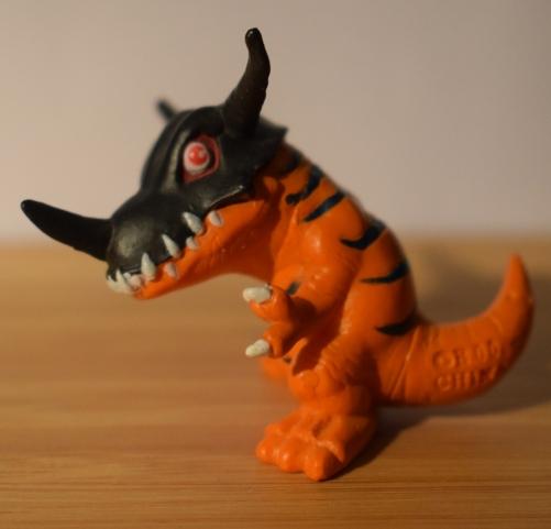 Digimon Greymon Photo