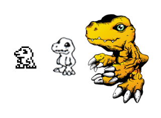 Agumon Prototype
