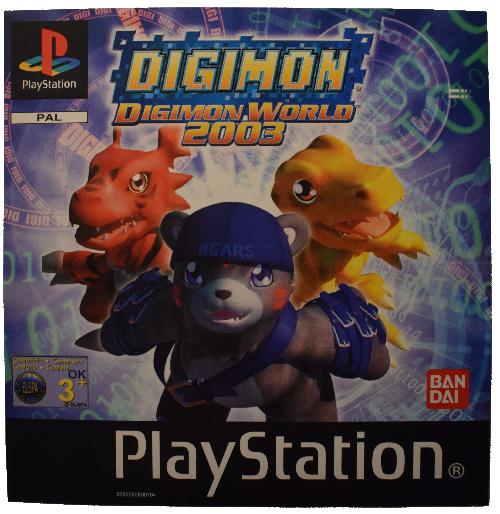 Digimon World 3 (2)