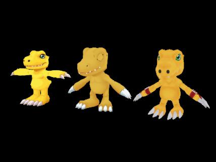 PC - Digimon Masters 2