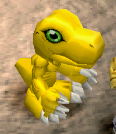 PS1 Digimon World