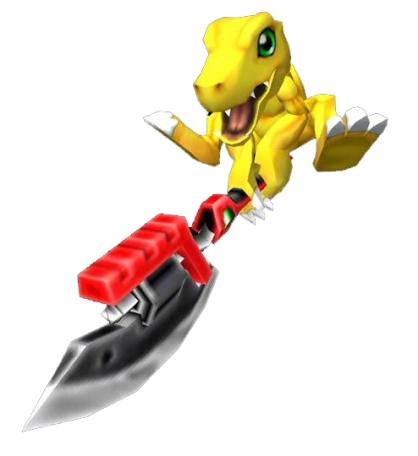 PS2 Digimon World 4