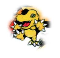 SS- Digimon Digital Monsters S Promo Art 2