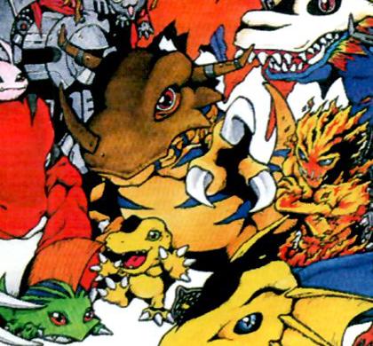 Greymon (Promotional Art)
