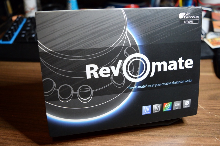 Review: Rev-O-Mate